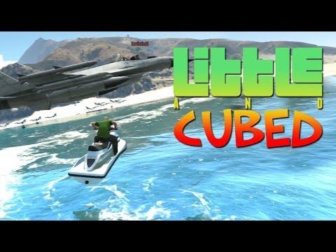 Little and Cubed: Jet Ski Jet Jump!