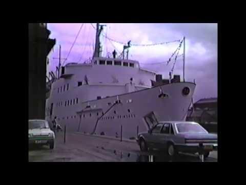 Newcastle Quayside 1983