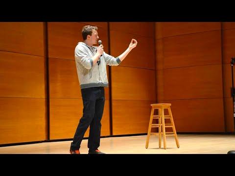 Tufts Stand-Up Comedy Blastoff 2015 - Luke Hanley