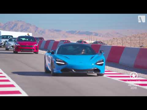 2018 Automobile All-Star: 2018 McLaren 720S