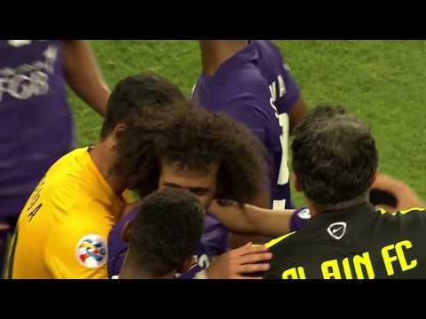 Al Ain vs Bunyodkor AFC Champions League 2017  Group Stage – MD6