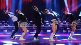 Fede Bal y Laurita dieron una verdadera lección de Pop coreano