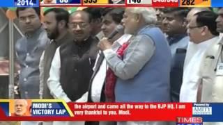 Narendra Modi's victory lap - 2