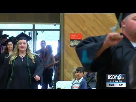 50th class of nursing program grads pinned at Cuesta College