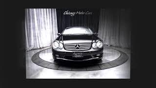 2004 Mercedes-Benz SL600 Conve…