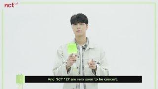 OFFICIAL FANLIGHT User Manual|NCT 127 WORLD TOUR 'NEO CITY – The Origin'