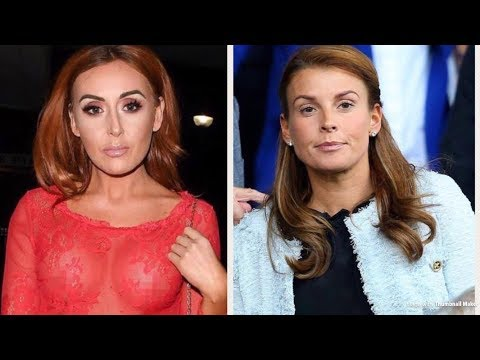 Coleen Rooney Slams Fame Seeking Laura & Laura is Seen Getting Very Flirty With Jemma Lucy's Ex !