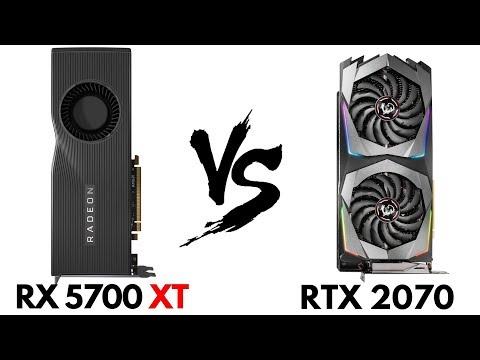 rx 5700 xt vs rtx 2070 super