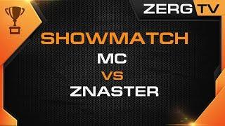 ★ MC vs ZANSTER bo9 | StarCraft 2 с ZERGTV ★