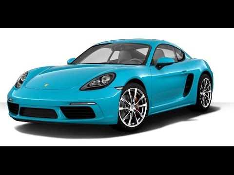 UK Review of the Porsche 718 Cayman S ( 2.5L Flat Four )