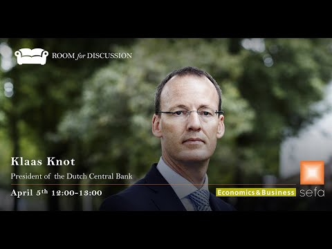 Klaas Knot: President of the Dutch Central Bank