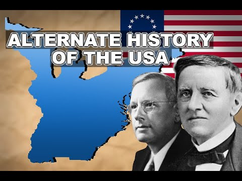 ALTERNATE HISTORY OF THE UNITED STATES | Every Year (1788-2021)