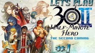 Let's Play Half Minute Hero The Second Coming - #1