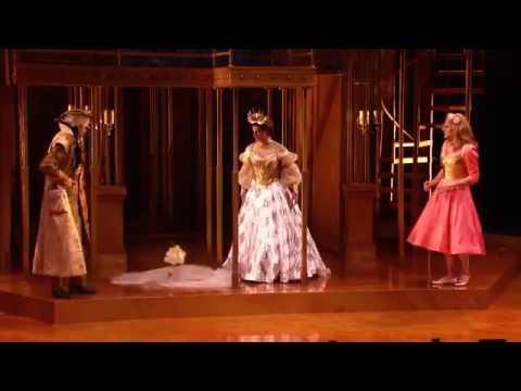 Actors as Shakespeare-heroines