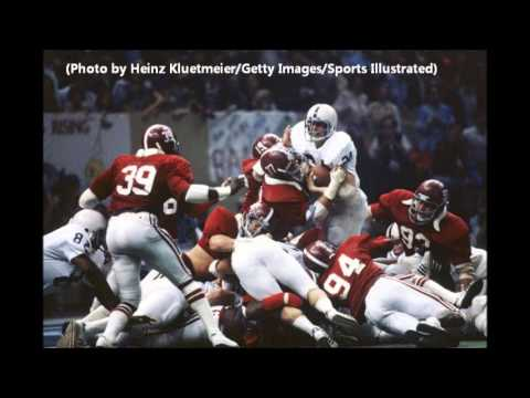 Barry Krauss Talks Alabama Football