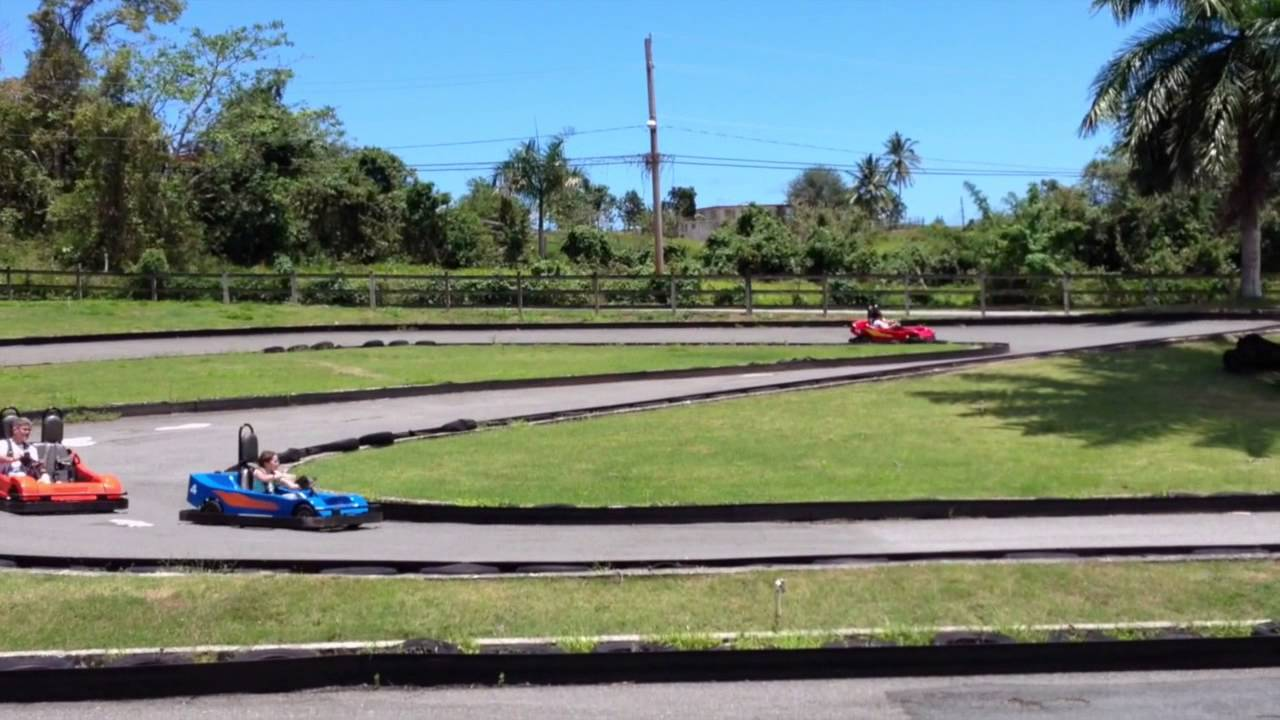 Go Karting Puerto Rico Youtube