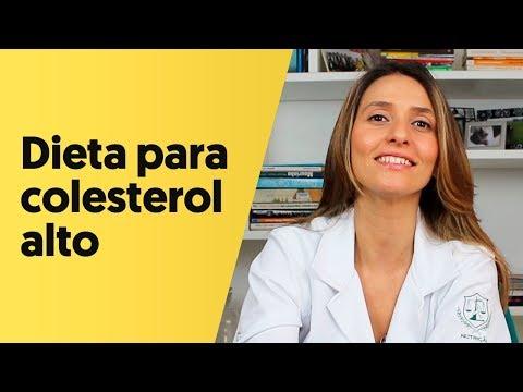 dieta para quem tem colesterol alto e diabetes