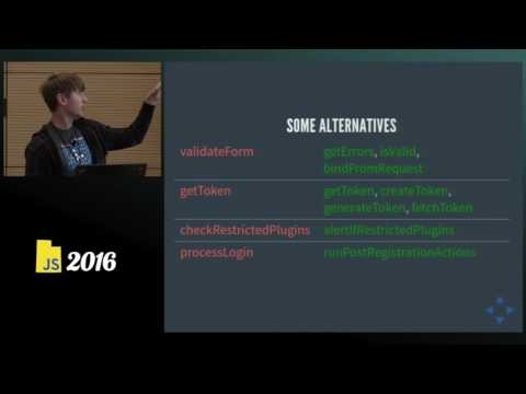 Writing readable code - Dmitry Pashkevich