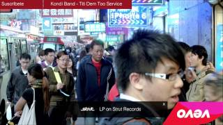 Kondi Band - Titi Dem Too Service (Official Video)
