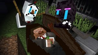 - Monster School Herobrine s Funeral Halloween Minecraft Animation