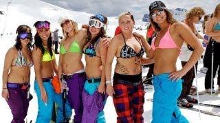 Ski Canada - Official Slush Cup 2012 | Sunshine Village | Ski & Snowboard Banff, Canada