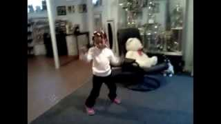 Baby Bop boppin Child Star Then and Now 2014 promo video.
