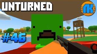 Unturned \ #46 \ ПРЯМО В УПОР !!! \ СКАЧАТЬ АНТЮРНЕД !!!