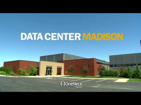 OneNeck data center in Madison, WI