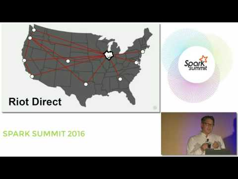 Video Games at Scale: Improving the gaming experience with Apache Spark