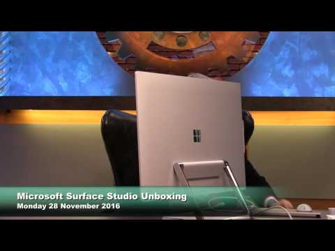 TWiT Live Specials 314: Unboxing the Surface Studio