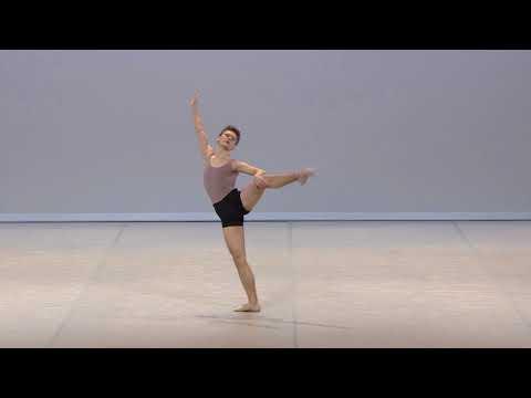 Ervin Zagidullin, 409 - Finalist - Prix de Lausanne 2018, contemporary