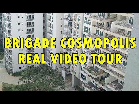 Brigade Cosmopolis Whitefield Real Video Tour Bangalore