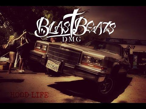 WEST COAST G FUNK BEAT HOOD LIFE 90'S  (PROD. BY DMG BLAST BEATS) 2016