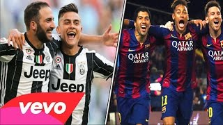 JUVE BARCELLONA - PARODIA DESPACITO Video