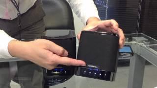 how to use gdmall bt1000 bluetooth speaker