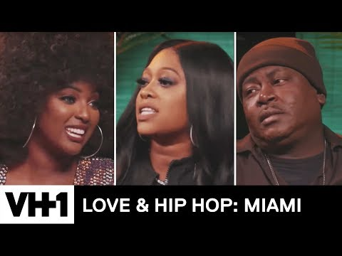 Trina, Trick Daddy & Amara of Love & Hip Hop: Miami Dish The Dirt w/ The Shade Room