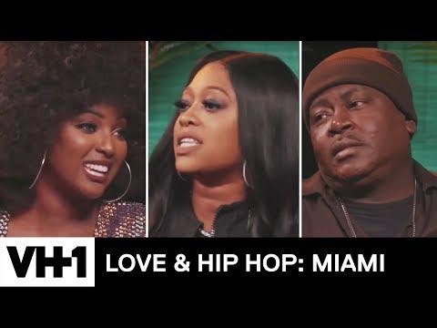 Trina, Trick Daddy & Amara of Love & Hip Hop: Miami Dish The Dirt w/ The Shade Room | VH1