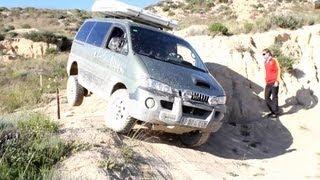 Hyundai H1 4x4 Starex AWD 4WD