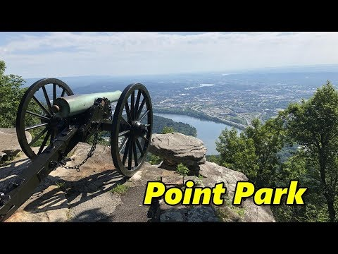 Point Park, Lookout Mountain Tennessee