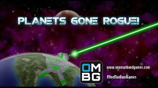 Planets Gone Rogue! Trailer