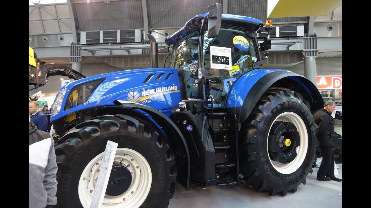 Nowości New Holland Agriculture na targach AGROTECH 2018 w Kielcach