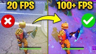 How to Get MORE FPS on Fortnite Season 6 - Increase Performance BOOST, FPS, LAG, CRASH FIX PART 2