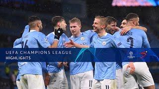 UEFA Champions League | SF | 2nd Leg l Manchester City v Paris Saint-Germain | Highlights
