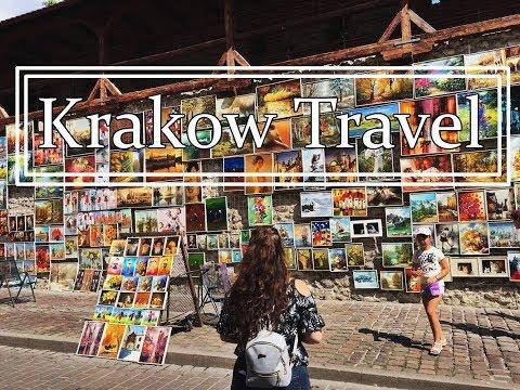 Krakkó utazós VLOG | Travelling #1