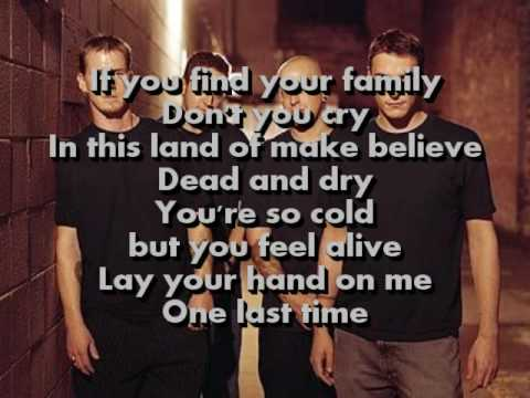 Breaking Benjamin - So Cold (Lyrics on screen)