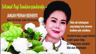 ( YANI ) INDONESIA RAYA - YANI SAPTOHOEDOJO SINGING UPACARA