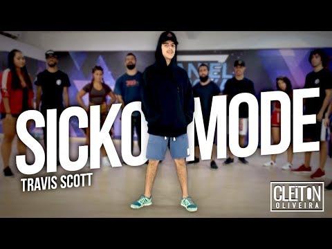 Travis Scott - SICKO MODE ft Drake COREOGRAFIA Cleiton Oira  IG: CLEITONRIOSWAG