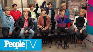Do NCT 127 Prefer Pancakes Or Waffles? Watch The K-Pop Group Play 'This Or That'   PeopleTV