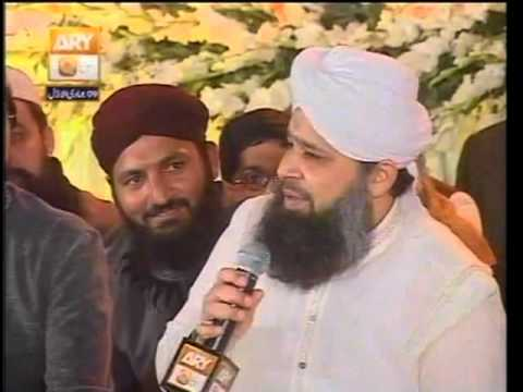 Main Madine Chala By Owais Qadri on Qtv...