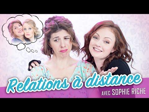 Relations à distance (feat. SOPHIE RICHE) - Parlons peu Mais parlons
